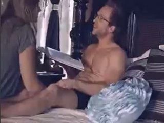 Stepfather Couldnt Resist His Stepdaughter Long Persistence To Fuck Her