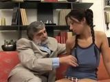 Nice Titted Pigtail Teen Seduced And Fucked By Not Her Grandfather