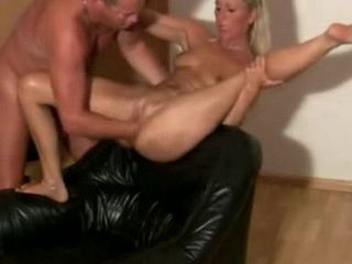 He Pushed Her Whole Hand In Her Pussy And She Has Experienced A Strong Orgasm