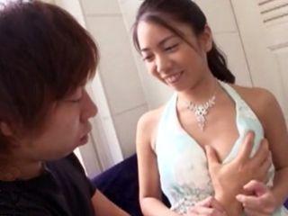 Oiled Naked Asian Body Get Horny Pervert Neighbor - Yua Kamiki