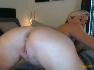 Big Ass Blonde DP and Anal Toying