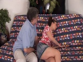 Sneaky Stepfather Knows Best Way To Cheer Up His Depressed Little Stepdaughter