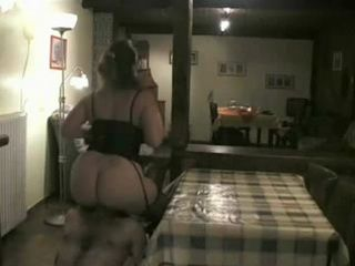 Big Butt Amateur Wife Face Sitting Fun In Kitchen With Her Hubby