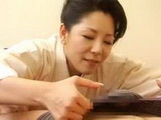 Japanese Maid Sucking Feet And Performing Blowjob