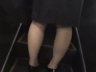Japanese Milf Molested In Subway