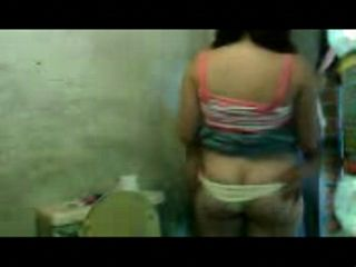 Teen Latina Cheating On Her Boyfriend In A Toilet During Party
