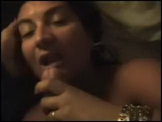 Latinamerican Mom Pussy Drilled In Room After Party