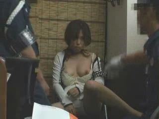 Cops  Violates and Fucks Woman At Police Station