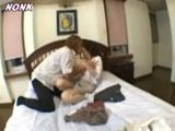 Japanese Boy Caught Friends Mom Masturbating