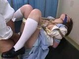 Teen Gets Tied And  Violated By Doctor