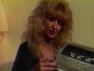 Retro Milf Found Some Ad About Double Fuck And Called