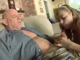 Older Bald Daddy Fuck Subtractive Brunette Teen