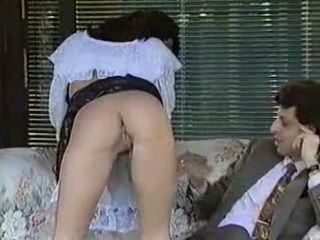 Young Super Hot Hotel Maid Offers Her Ass To Rich Business Man