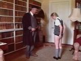 Teacher Spanking Blonde Bad Student