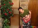 Granny Maid Fucked By Younger Bosses Son