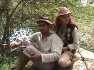 Gypsy Couple Fucks Where They Please