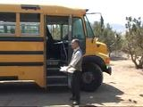 Bus Driver Gets Awarded For Waiting For Two Late Schoolgirls