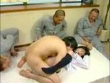 Japanese Schoolgirl  Fucked By Escaped Convicts - Fuck Fantasy 3