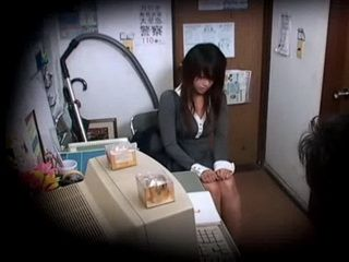 Asian Schoolgirl Caught Stealing and Punished