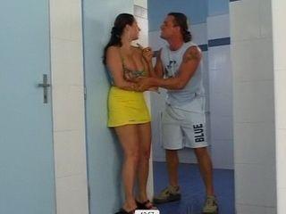 Secret Sex in the Public Bathrooms