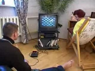 Russian Mom Gone Crazy about Stepsons Video Games