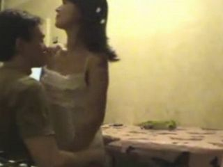 Cute Couple Fucks In The Kitchen an Recorded for Their New Colection