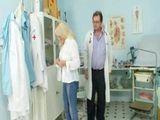 Mature Granny Dorota Gyno Speculum Exam