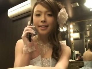 Night Before Wedding Night Asian Bride has Some Fun