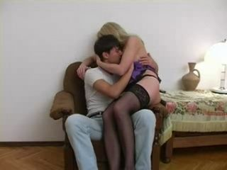 Russian Student Surprised From Mistress for his Birthday