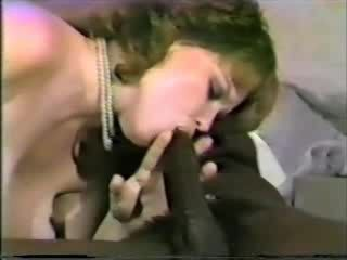 Amateur Retro Interracial Fuck