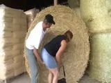 Barn is Perfect Place for Fucking Mature in Shoes Part 1