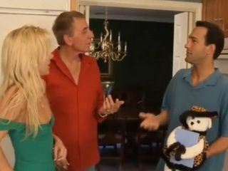 Mature Man Wanna Younger Pussy but She Likes Young Cock Too
