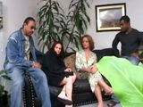 Two Mature Housewives Got Fucked By Two Black Guys