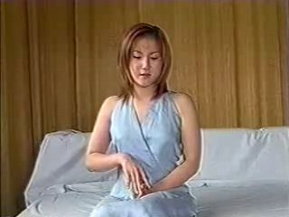 Shy Cute Asian Girl On Porn Audition