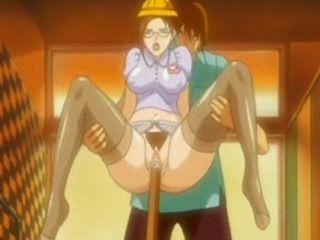 Poor Anime Girl  Fucked Hard