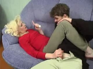 Stepmom Gets Anal Fucked By Naughty Stepson While Dad Was Away