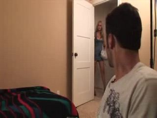 Guy Gets Caught Jerking By His Hot Roommate