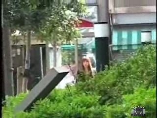 Sharking - Japanese Street Maniacs Throwing Bugs Into Girls Panties