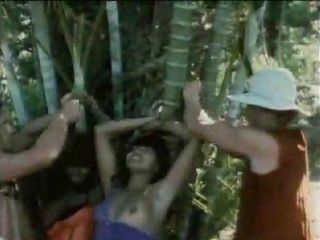 Native Ebony Girls Fucked In African Jungle By Two Explorers Retro Porn