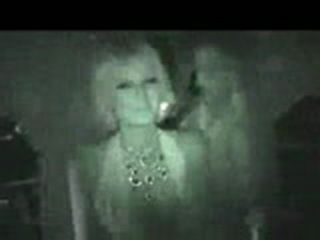 paris hilton video from private collection
