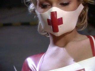 Girls In Nurse Latex Uniform Fuck Patient