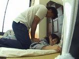 Dad Gives Full Body Massage To Daughters Teen Girlfriend