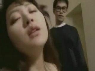 Recorded Asian Gangbang