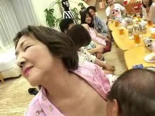 Granny and Grandpa Ruin Grandsons Birthday Party