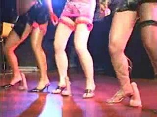 Dildo Dance At Disco