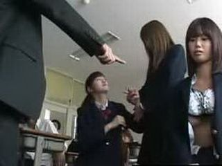 Japanese Teacher Picked Next Victim