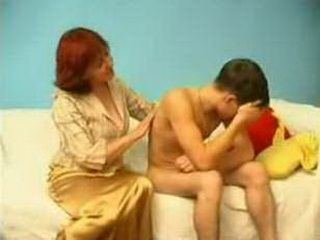 Mature slut helping young boy xLx
