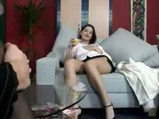 Mature Woman Seduces Young xLx