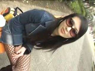 Sexy Japanese Girl From The Street Fucked And Taped With Amateur Camera