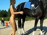 Slutty Girl  Allways Loved Horses